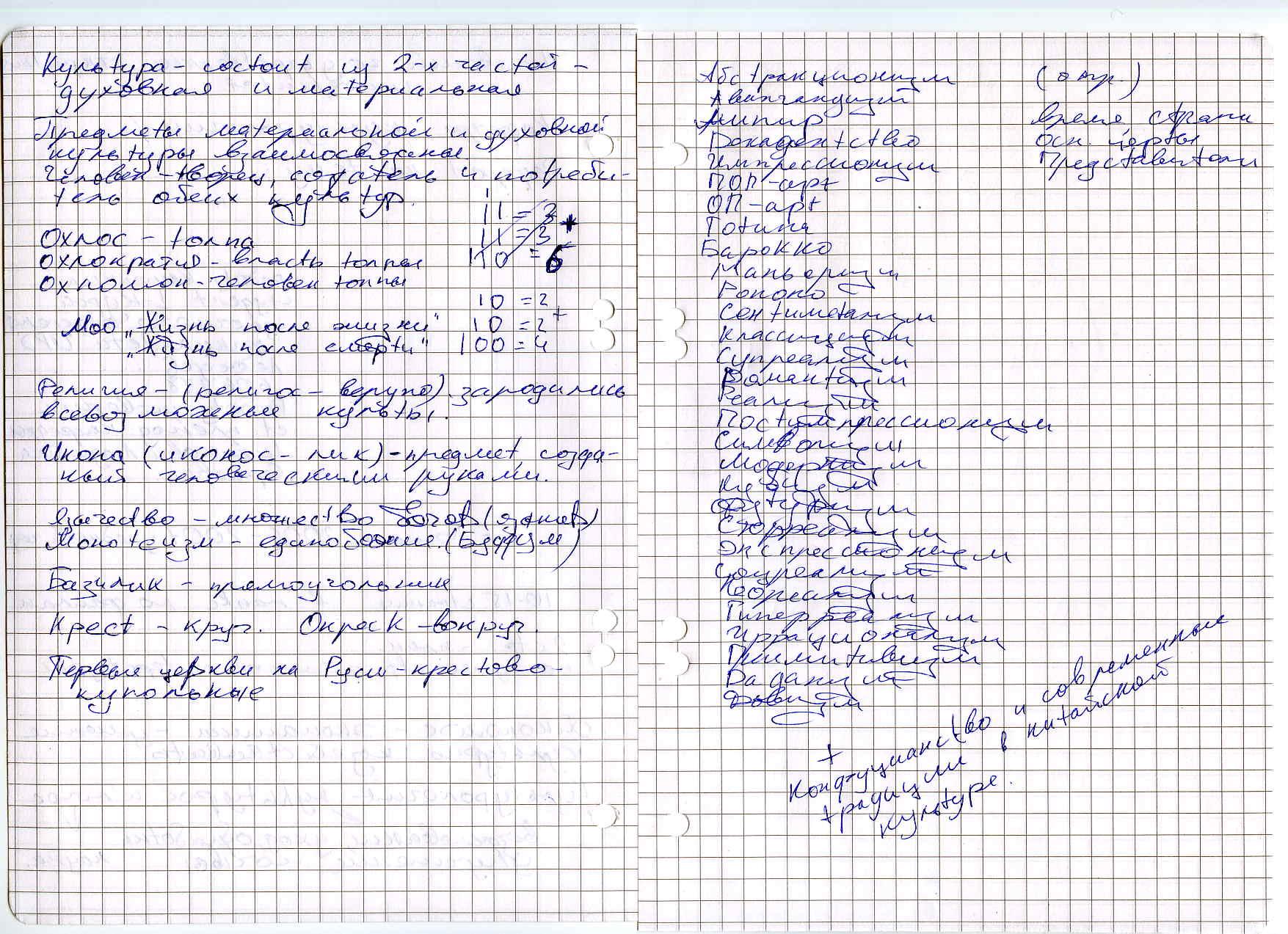 ответы к экзамену по отечественной истории 1 курс 2 семестр